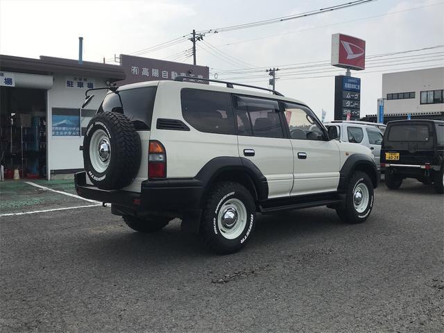 「トヨタ」「ランドクルーザープラド」「SUV・クロカン」「岩手県」の中古車6
