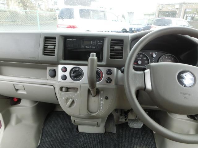 スズキ エブリイワゴン JPターボ 4WD