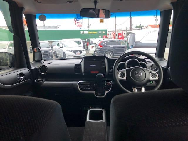 G・ターボLパッケージ 4WD ワンオーナー クルコン ETC バックカメラ シートヒーター ABS VSA スマキー 禁煙(9枚目)