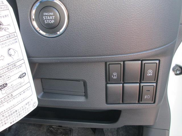 スズキ スペーシアカスタム GS 4WD HID パワースライドドア 届出済未使用車