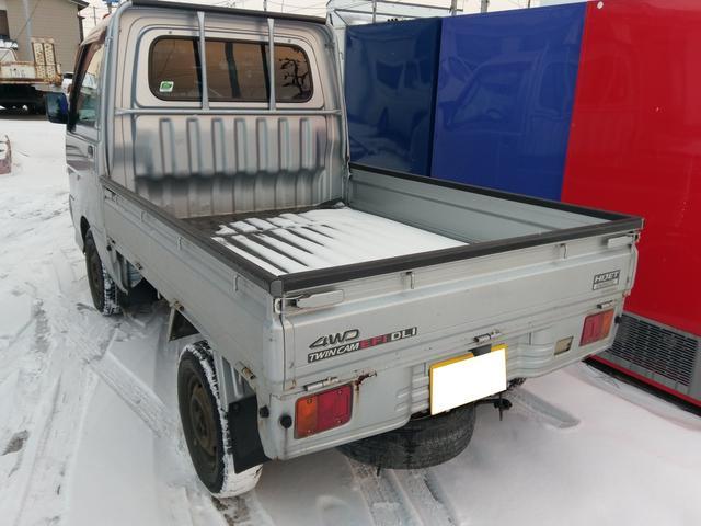 ダイハツ ハイゼットトラック 4WD ツインカム