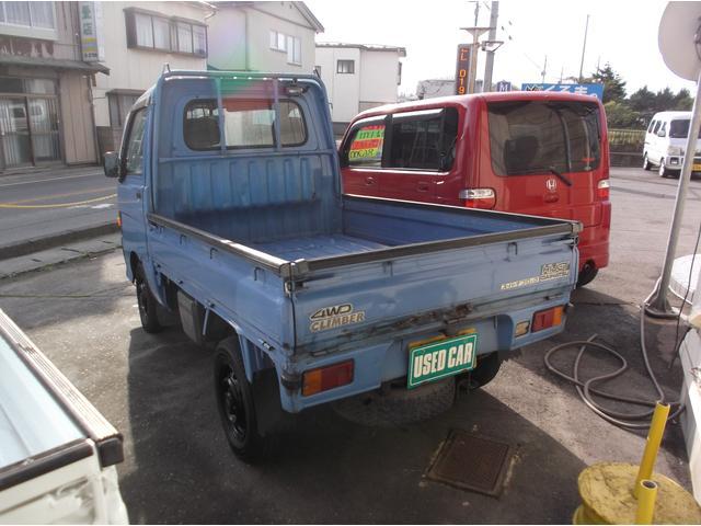 ダイハツ ハイゼットトラック クライマー・4WD・エアコン