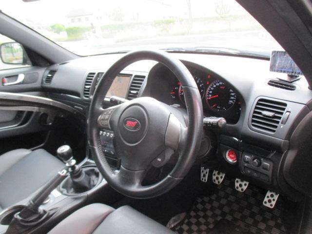 スバル レガシィB4 S402 限定車