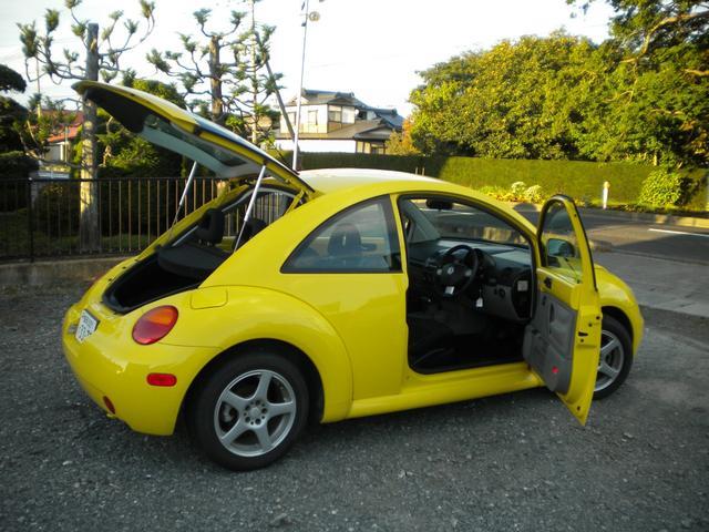 「フォルクスワーゲン」「VW ニュービートル」「クーペ」「岩手県」の中古車10