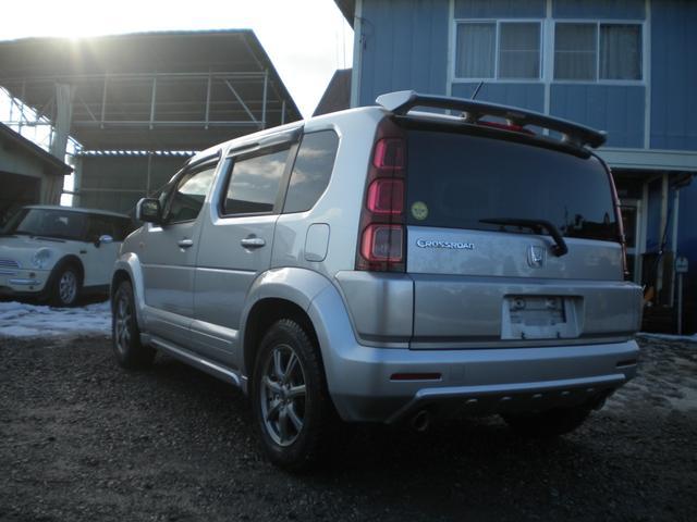 「ホンダ」「クロスロード」「SUV・クロカン」「岩手県」の中古車8