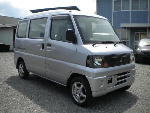 「三菱」「ミニキャブバン」「軽自動車」「岩手県」の中古車4