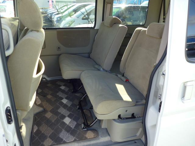ダイハツ アトレーワゴン カスタムターボR 4WD 純正CD キーレス 両席エアバッグ