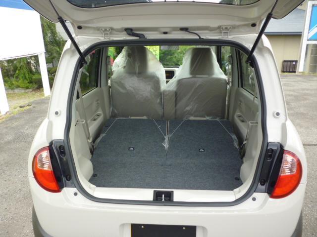 スズキ アルトラパン L 4WD 届出済未使用車 レーダーブレーキサポート CD