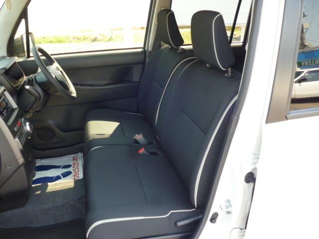 X 4WD スマートキー 両席エアバッグ・ABS(6枚目)