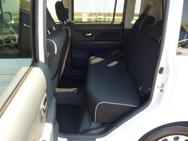 X 4WD スマートキー 両席エアバッグ・ABS(7枚目)