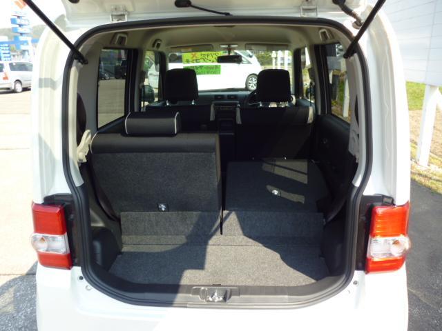 X 4WD スマートキー 両席エアバッグ・ABS(9枚目)