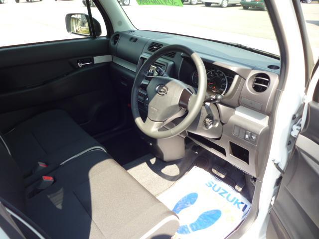 X 4WD スマートキー 両席エアバッグ・ABS(11枚目)