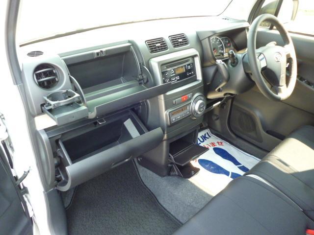 X 4WD スマートキー 両席エアバッグ・ABS(12枚目)
