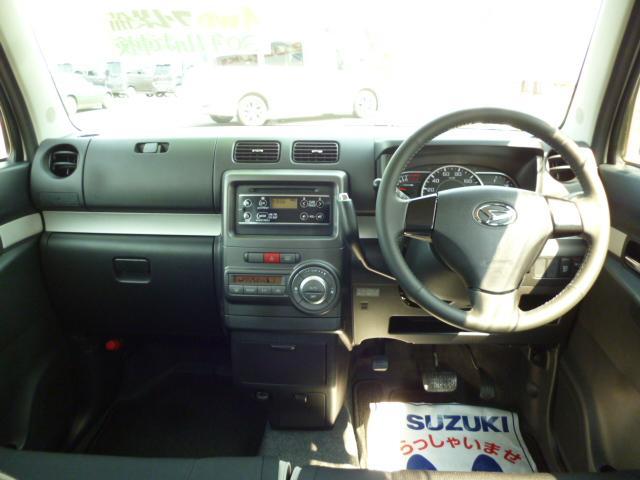 X 4WD スマートキー 両席エアバッグ・ABS(14枚目)