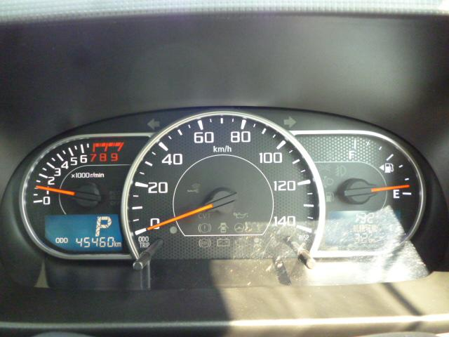 X 4WD スマートキー 両席エアバッグ・ABS(15枚目)
