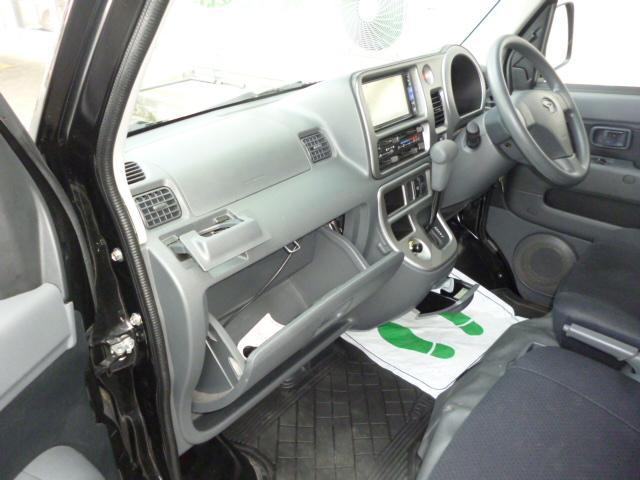 DX ハイルーフ 4WD ナビ フルセグTV バックカメラ(11枚目)