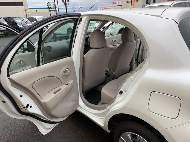 「日産」「マーチ」「コンパクトカー」「青森県」の中古車12