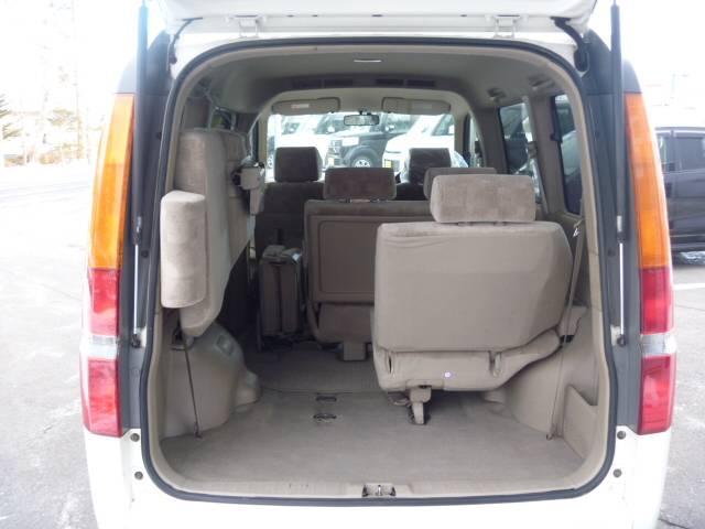 ホンダ ステップワゴン デラクシーS 4WD パワースライド ワンオーナー ETC