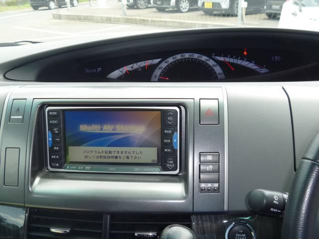 アエラス4WD 電動スライドドア HDDナビ(12枚目)