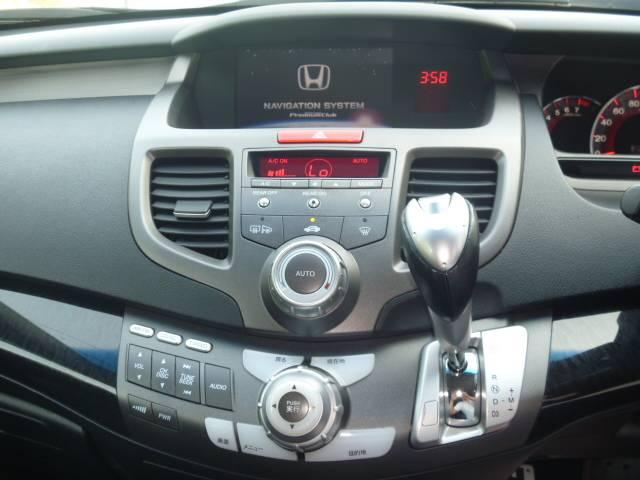 ホンダ オデッセイ アブソルート 4WD HDDナビ