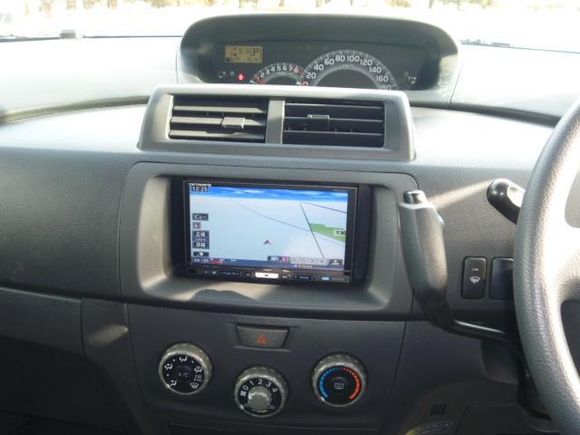 トヨタ bB S ガーネットエディション4WD ナビTV