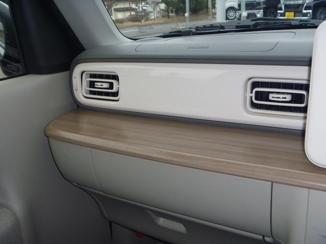 スズキ アルトラパン X 4WDスマートキーレーダーブレーキ 届出済未使用車