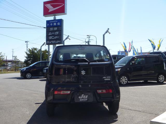 スズキ アルト L4WD 届出済未使用車 保証3年