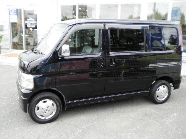 ホンダ バモス L4WD