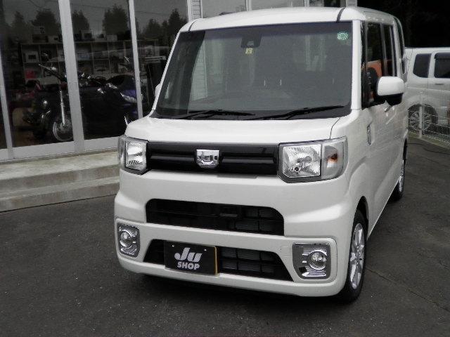 ダイハツ ウェイク L SAII 4WD