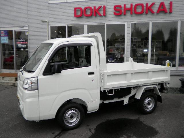 ダイハツ ハイゼットトラック 多目的ダンプ 4WD PTO