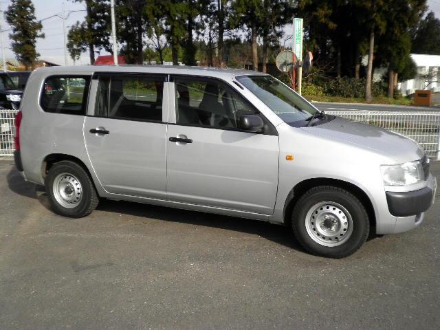 トヨタ プロボックスバン 4WD DXマニュアル5速 安心保証付