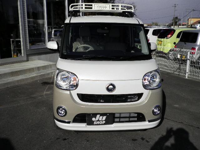 ダイハツ ムーヴキャンバス Gメイクアップ SAII 4WD