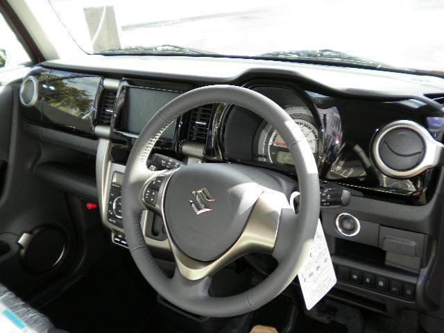 スズキ ハスラー JスタイルII 4WD Sエネチャージ 届出済未使用車