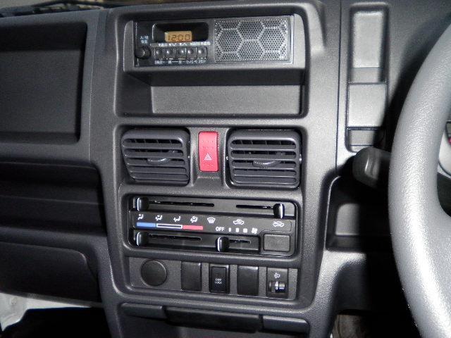 スズキ キャリイトラック KCパワステ農繁仕様4WD