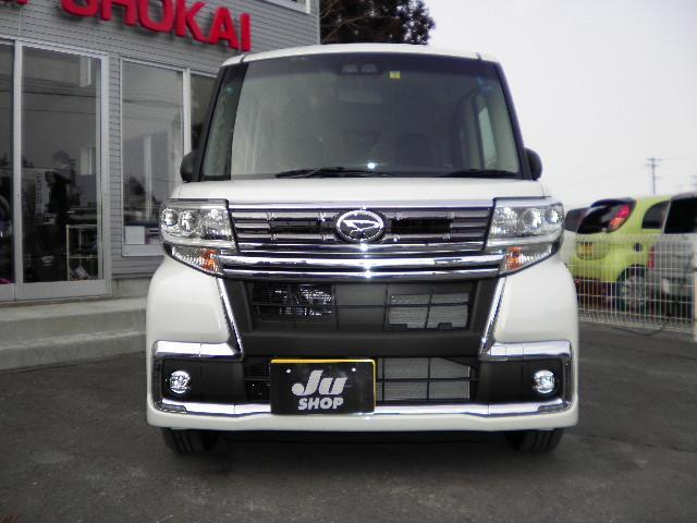 ダイハツ タント カスタムRS トップエディションSAIII4WD