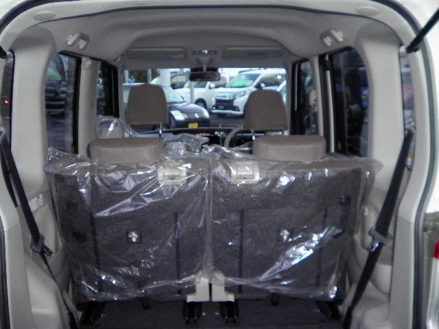 ダイハツ タント X SAIII 4WD電動スライドドア ステアリングスイッチ