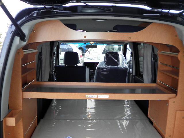 ダイハツ ハイゼットカーゴ クルーズターボ4WD キャンピング楽旅