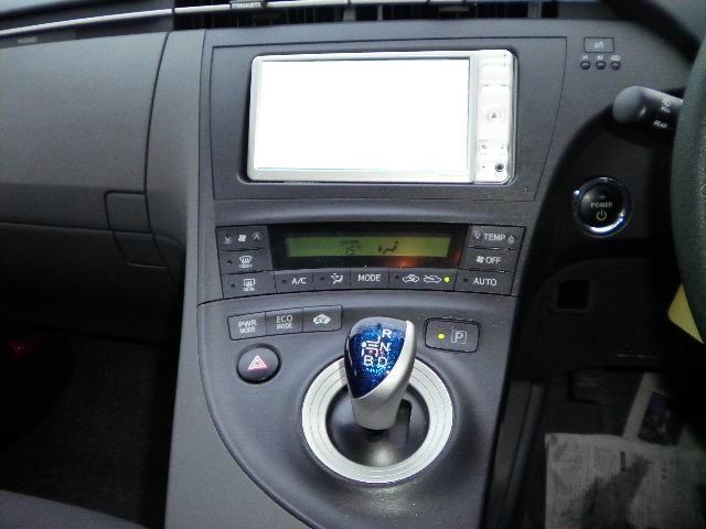 トヨタ プリウス S ナビTVバックカメラ ビルトインETC