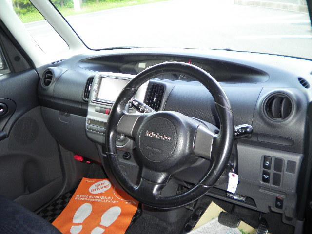 ダイハツ タント カスタムRS 4WD 電動スライドドア ナビ ETC