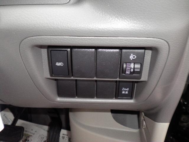 スズキ エブリイ PC4WD