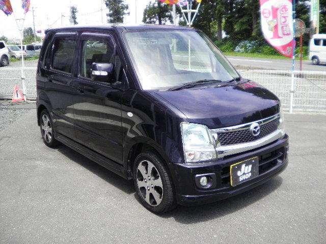 マツダ AZワゴン FX-Sスペシャル4WD