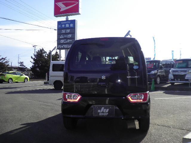 スズキ ワゴンR FA4WD