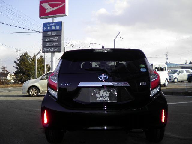 「トヨタ」「アクア」「コンパクトカー」「青森県」の中古車3