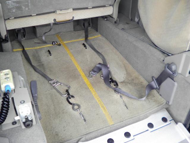 スローパー車いす仕様4WD(10枚目)