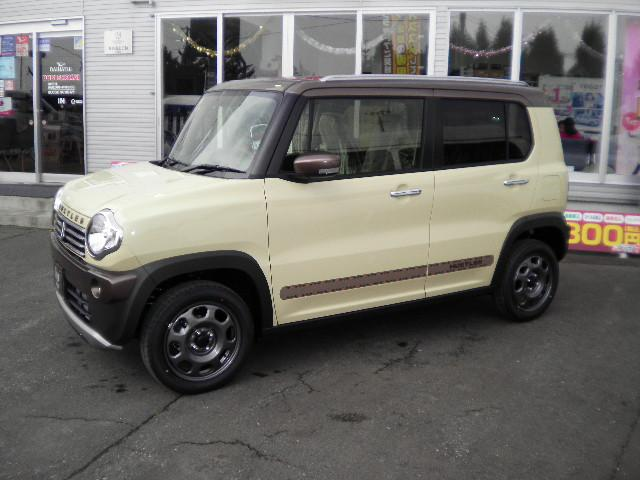 「スズキ」「ハスラー」「コンパクトカー」「青森県」の中古車6