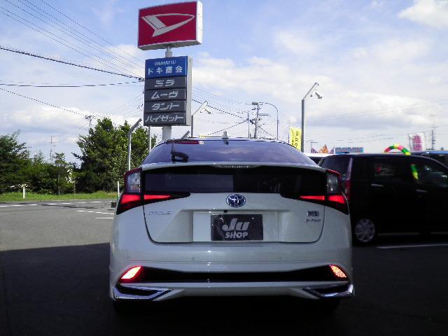 「トヨタ」「プリウス」「セダン」「青森県」の中古車7