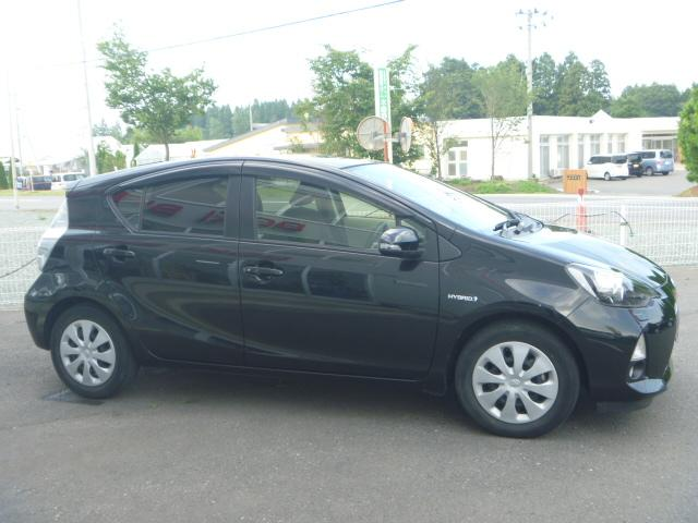 「トヨタ」「アクア」「コンパクトカー」「青森県」の中古車6