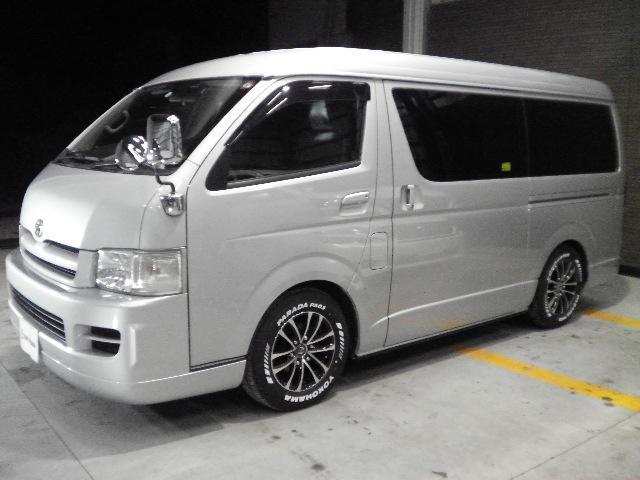 「トヨタ」「ハイエース」「ミニバン・ワンボックス」「青森県」の中古車3