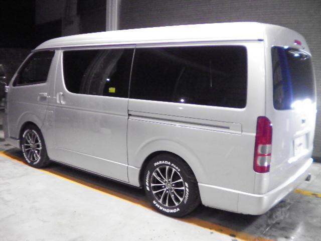 「トヨタ」「ハイエース」「ミニバン・ワンボックス」「青森県」の中古車8