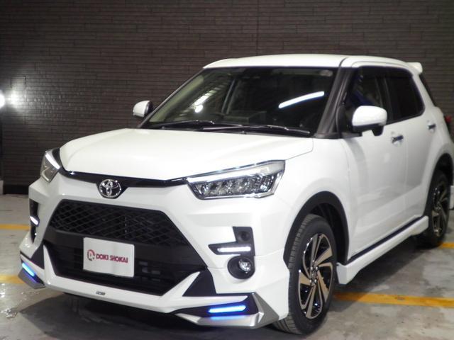 「トヨタ」「ライズ」「SUV・クロカン」「青森県」の中古車2